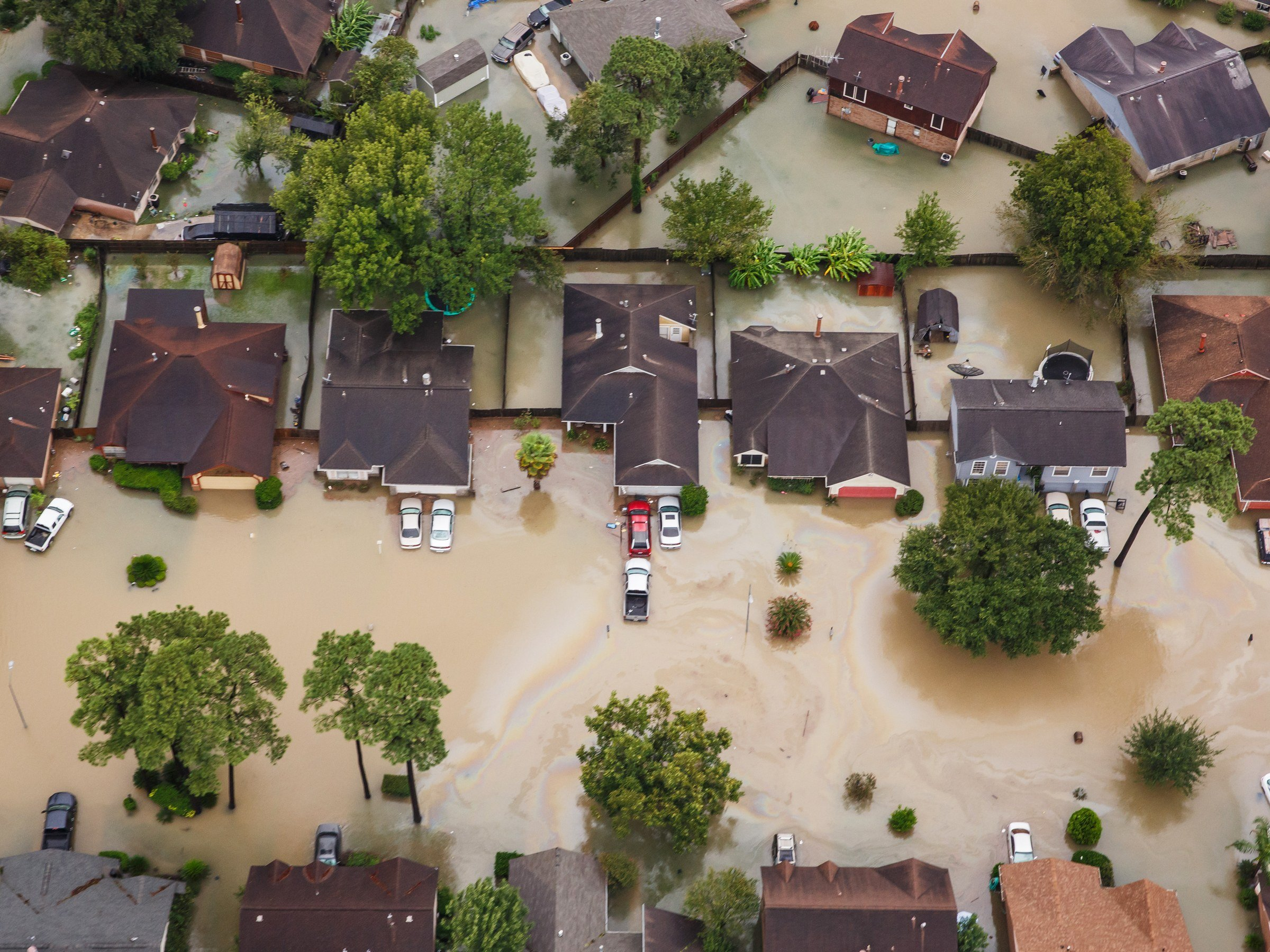 What Harvey Taught Us About Using Drones in Disasters