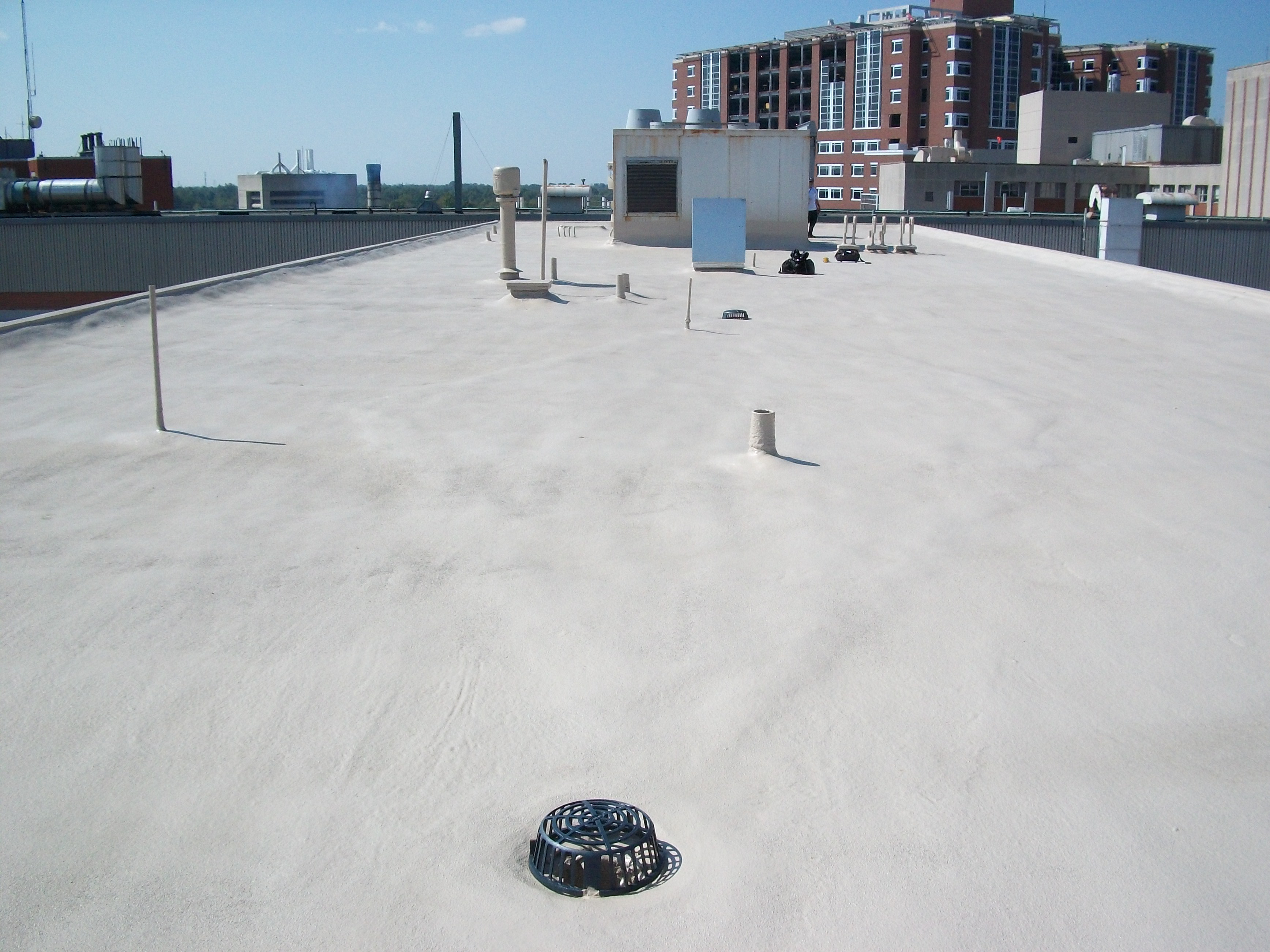 Using Drones for Thermal Inspections