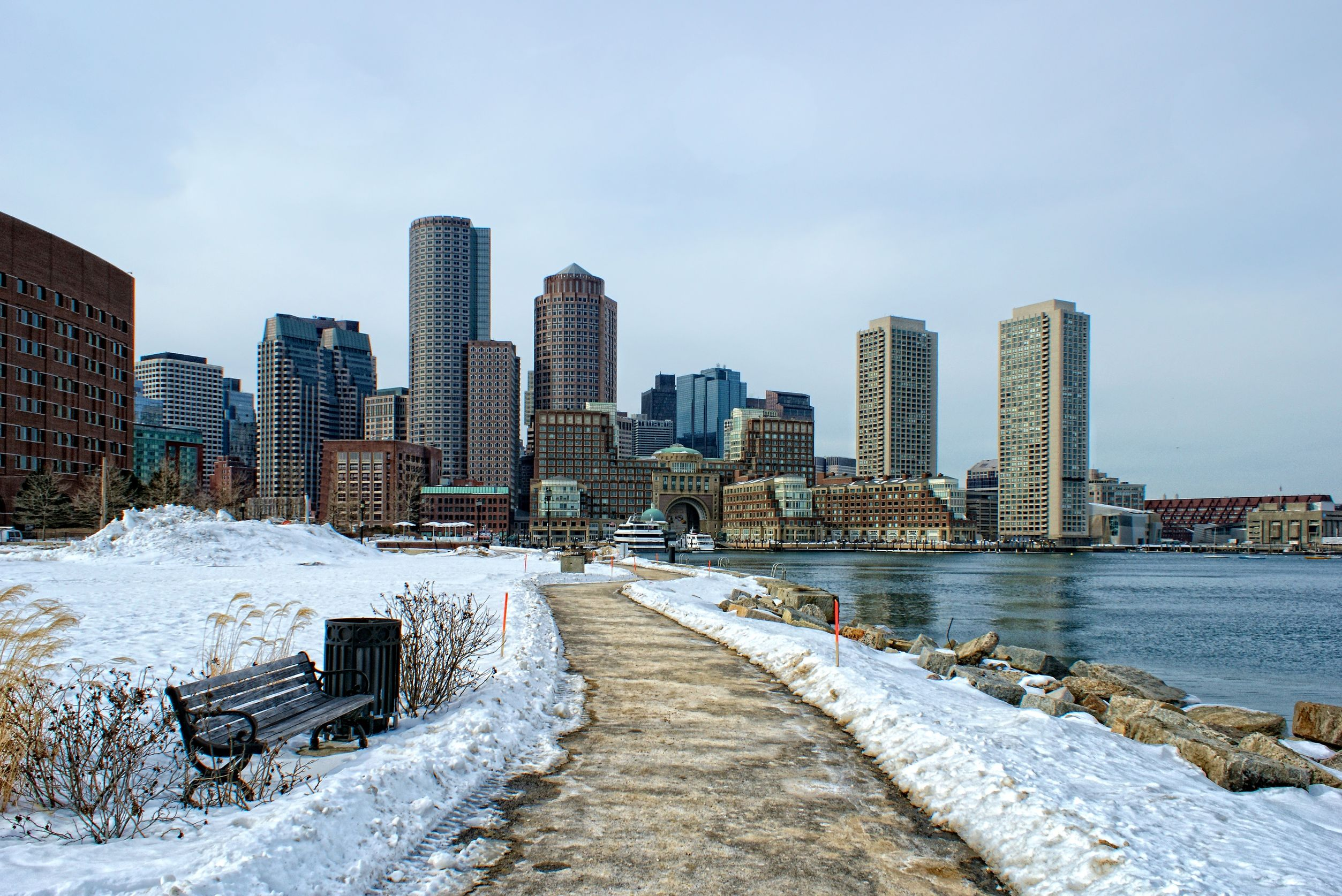 Preparing your drone for a New England winter